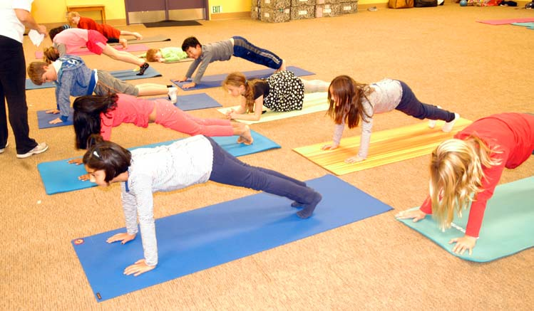 Pilates Course for Kids